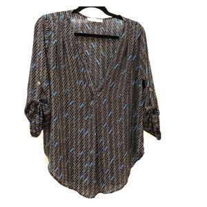 Gorgeous flows blouse